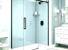 shower kits for small bathrooms corner stalls