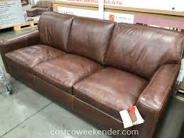 simon li leather sofa great for your living room or family room