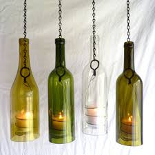 Glass Bottles For Decoration