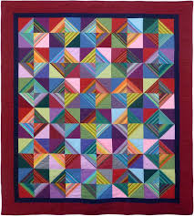 207 best Stripes & plaids in quilts images on Pinterest | Auction ... & A Quilt of Many Colours: Dulwich Quilters (UK) Adamdwight.com