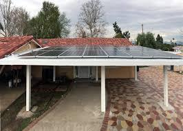 photo of alum works encino ca united states solar patio cover