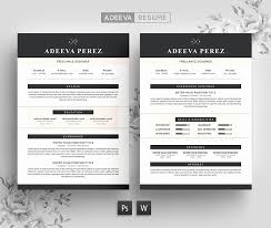 50 New Modern Resume Templates Simple Resume Format Simple