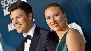 The Avengers' star Scarlett Johansson ...
