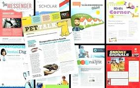 Wellness Newsletter Templates Health And Safety Newsletter Free Wellness Templates
