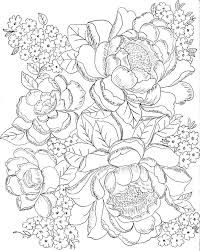 Small Picture 462 best Coloring Pages Landscapes Flowers Mushrooms Plants