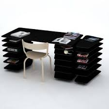 office desks designs. stunning states system office desk and shelving in one design black tone contrasted with simple white desks designs e