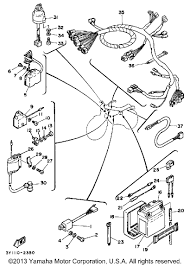 1978 Yamaha Dt125e Wiring Diagram