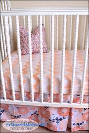 crib bedding design in mercer fabrics custom made by misspollyspiecegoods c fl