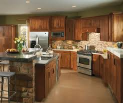 Shaker style kitchen cabinets by Aristokraft Cabinetry ...