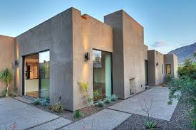 using plaster finishes in a home