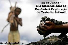 Resultado de imagem para dia internacional de combate ao trabalho infantil