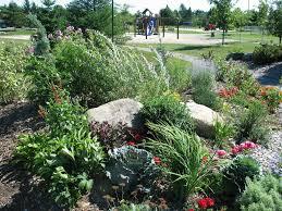 Berm Garden Designs Osgoode Public Garden Creative Xeriscaping In The Osgoode