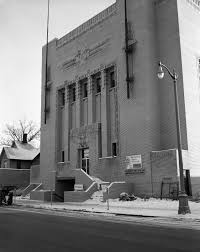 The masons say that freemasonry is not and never has been a secret society. New Exterior Of Masonic Temple January 1957 Ann Arbor District Library