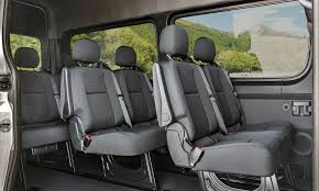 a variety of seating configurations will be offered mercedes benz