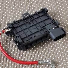 new fuse box battery terminal fit for vw beetle golf golf city 1978 Vw Beetle Fuse Box image is loading new fuse box battery terminal fit for vw Super Beetle Fuse Box