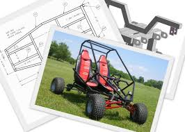 each plan gives you all the instructions you need to get going on building your own go kart
