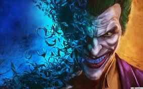 DC Joker HD wallpaper download