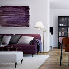 Purple And Green Living Room Decor