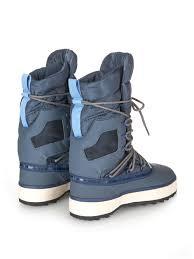 Lyst - Adidas by stella mccartney Nangator Snow Boots in Blue & Gallery Adamdwight.com