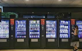 Find A Vending Machine Near You Inspiration Where To Find Quirk Vending Machine Malls In Singapore News Collection