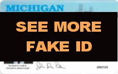 Review Fake Free License Id Michigan Drivers Novelty Id With Template -