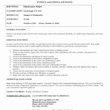 Carpenter Job Description For Resume Luxury Carpenter Job ...