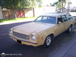 1973 Chevrolet Chevelle Laguna Station Wagon id 18668