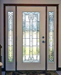 Front Doors  Print Front Door Glass Panels Replacement  Front - Exterior door glass replacement
