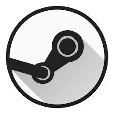 Free Steam Logo Icon 192217 | Download Steam Logo Icon - 192217