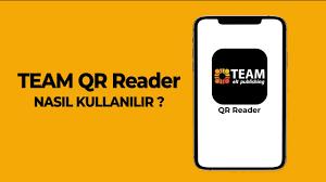 TEAM elt QR Code Reader Nasıl Kullanılır? - YouTube