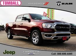 Pre-Owned 2019 Ram 1500 Big Horn/Lone Star 4D Crew Cab in Tomball ...