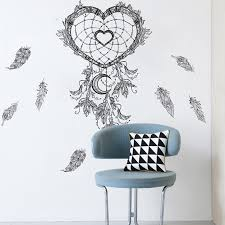 home garden full color wall decal