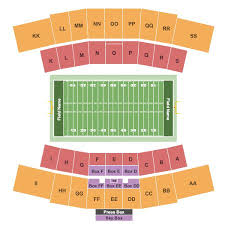 Joe Aillet Stadium Tickets And Joe Aillet Stadium Seating