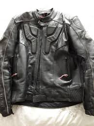 leather motorcycle jacket and pants by hein gericke