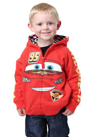 disney cars lightning mcqueen kids costume hoo