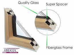 double pane fiberglass windows the pros and cons of double and triple glazing fiberglass windows fibertec fiberglass windows doors energy efficient