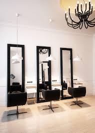 Hair Cutting Salon Interior Design Hairdresser Interior Design In Bytom Poland Archi Group