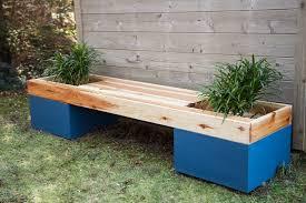 how to build a planter bench black decker