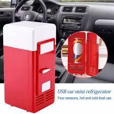 Tủ lạnh mini có cổng cắm USB dùng để làm mát đồ uống dành cho văn