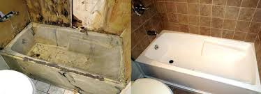 painting cultured marble shower bathtub refinish before after marble bathtub before after refinishing