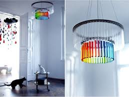 upcycled lighting ideas. 15 Ideas For Lighting To Make Yourself Follow The Trends Upcycling Upcycled D
