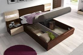 contemporary bedroom furniture. Optional Storage Contemporary Bedroom Furniture
