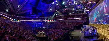 inside the dota 2 international tournament the new york times