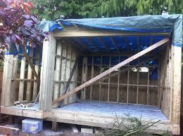 build a garden office. garden office a build f