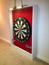 dart board backboard dart board backboard led lighted red white trim dart board backboard surround dartboard dart board