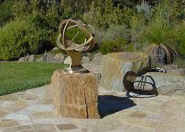 armillary sphere sundial australian