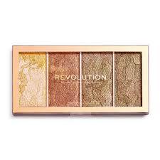 <b>Палетка хайлайтеров</b> для лица `REVOLUTION` VINTAGE LACE ...