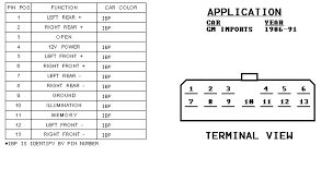 gmc sierra wiring diagram wiring diagram schematics baudetails gm radio wiring diagram amp automotive wiring diagram 1995 and