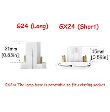 g24q 3 wiring diagram wiring library bonlux 2 pack 13w gx24 rotatable led plc lamp g24q gx24q 4 pin