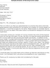 Cover Letter For Nursery Nurse Developing A Cover Letter Awesome